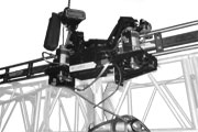 Remotely operated camera rail systems
