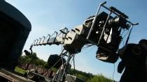 Краны операторские телескопические